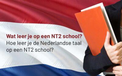 Wat leer je op een NT2 school?