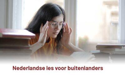 De beste Nederlandse les voor buitenlanders (NT2)